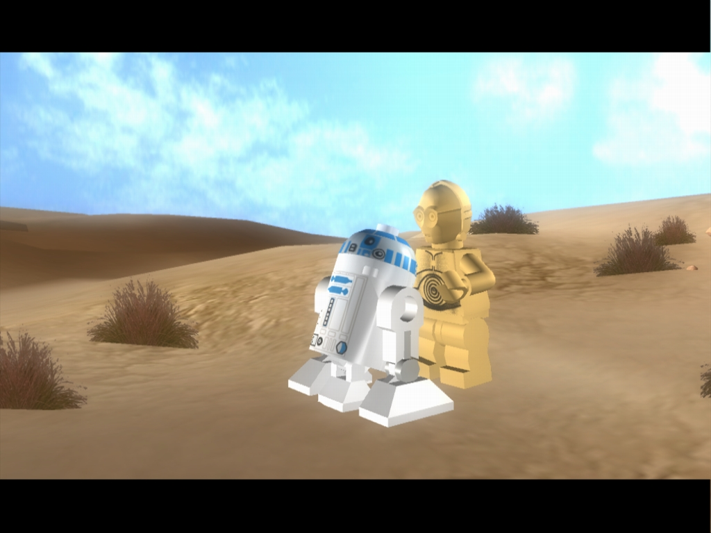 LEGO Star Wars - The Complete Saga screenshot