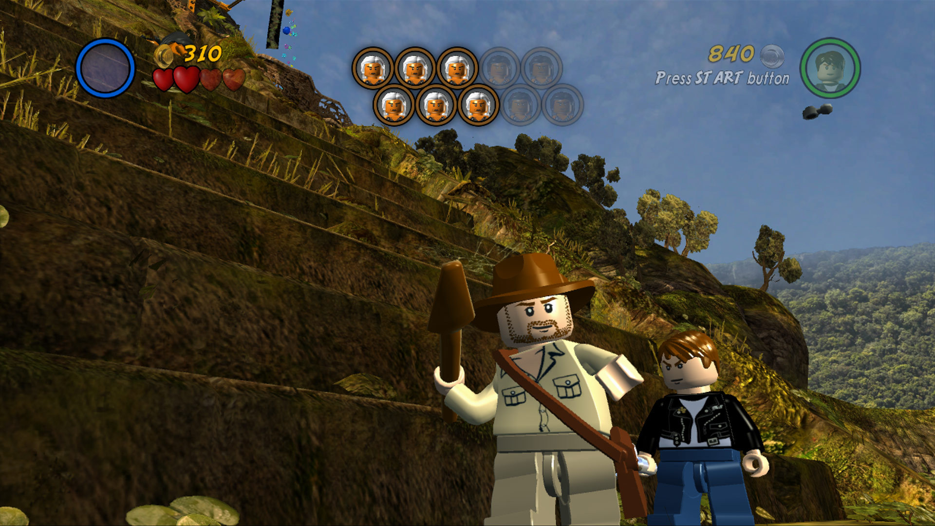 LEGO Indiana Jones 2: The Adventure Continues screenshot 2
