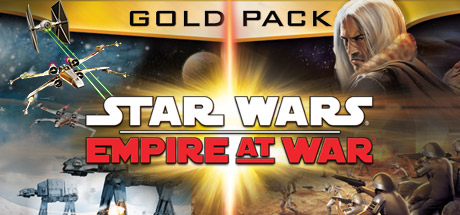 STAR WARS Empire at War - Gold Pack