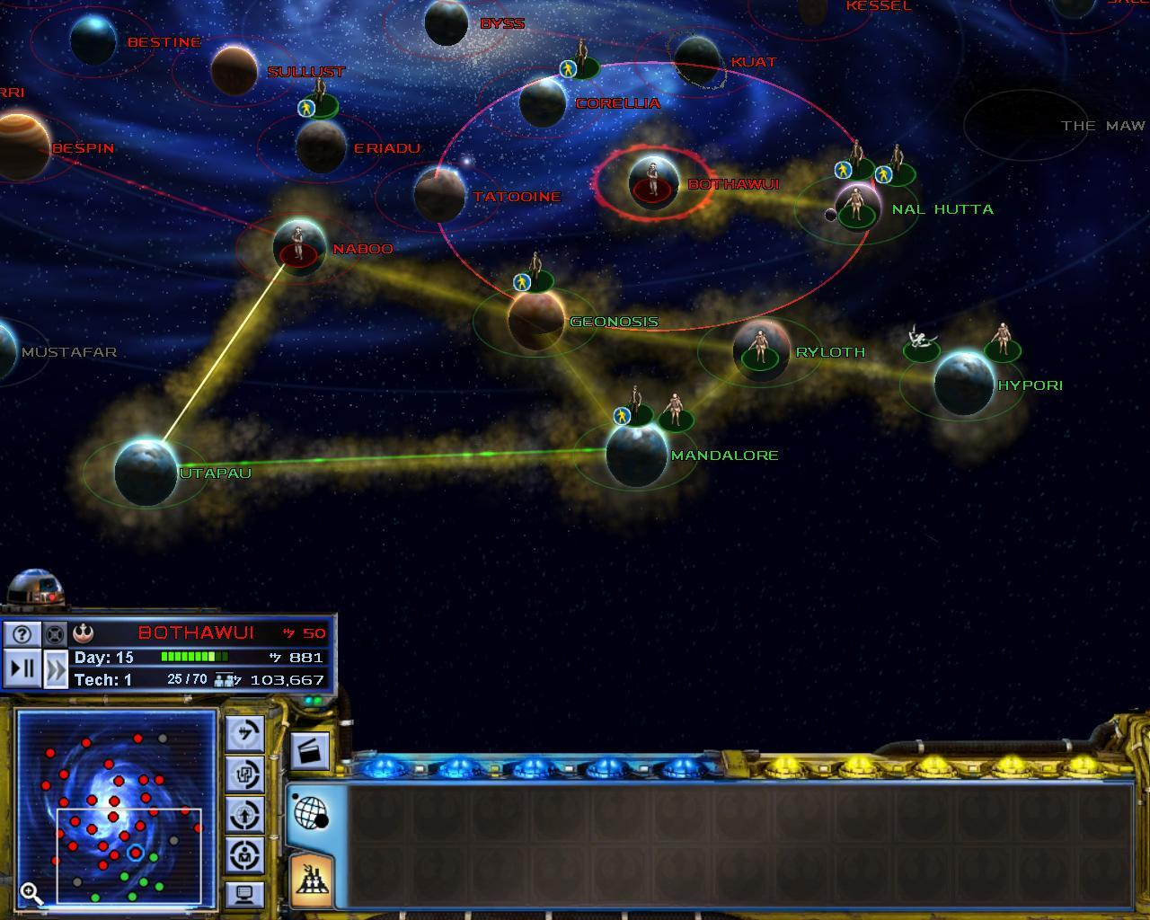 Star Wars Empire at War: Gold Pack screenshot 3