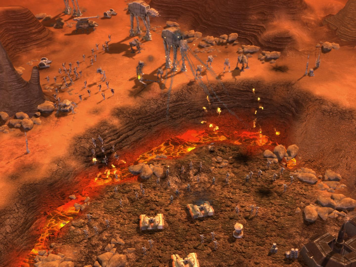 Star Wars Empire at War: Gold Pack screenshot 2