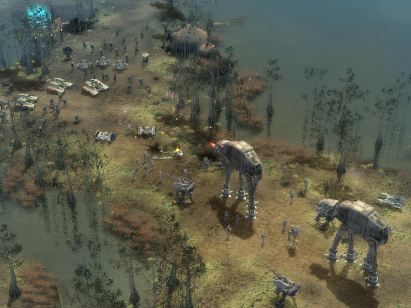 Star Wars Empire at War: Gold Pack screenshot 1
