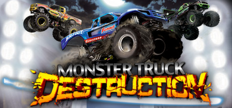 Monster Truck Destruction game image