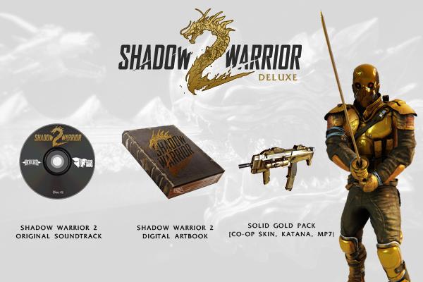 Скачать Через Торрент Игру Shadow Warrior 2 - фото 6