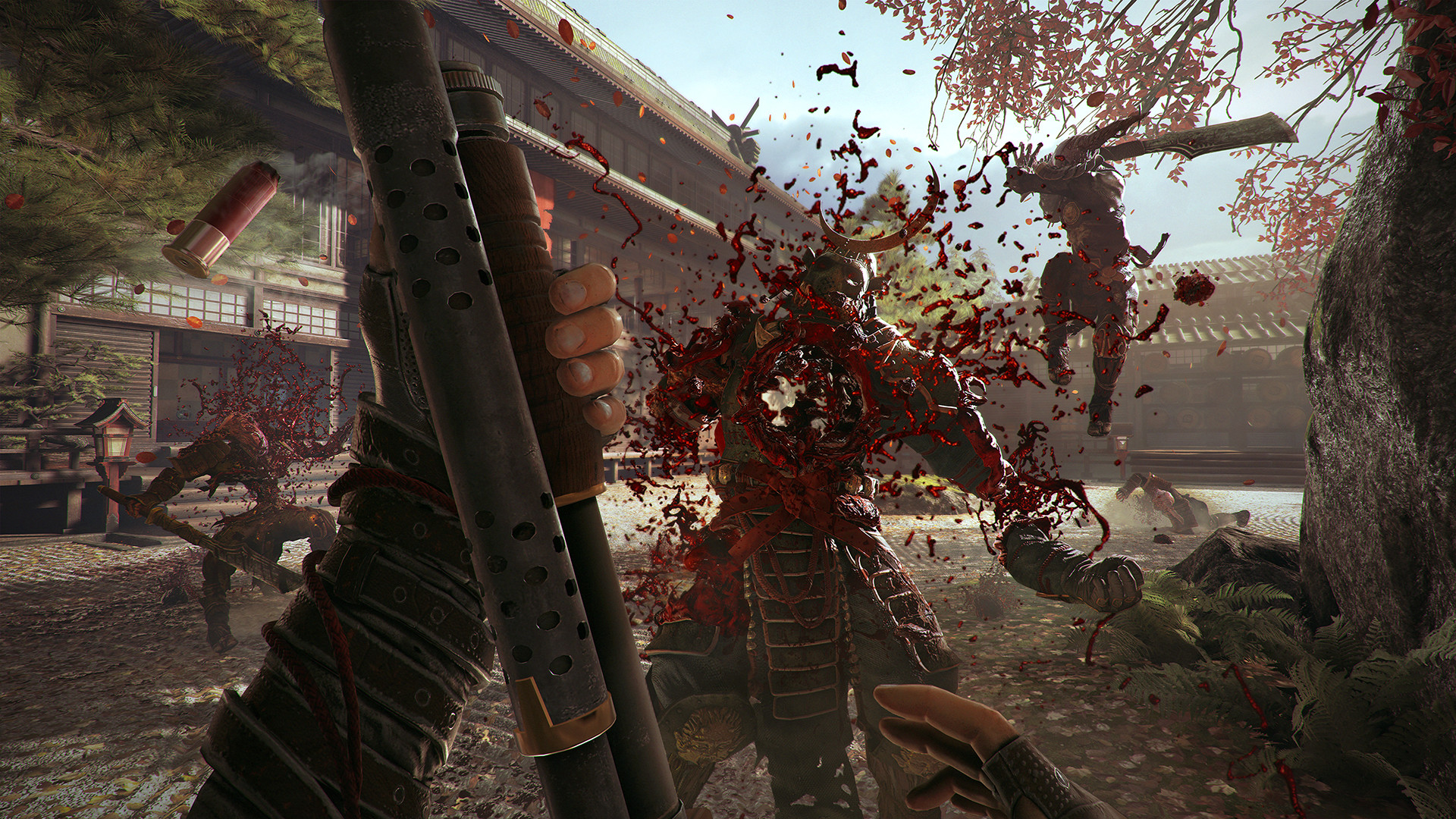 download shadow warrior 2 deluxe edition cracked by codex 3dm reloaded include all dlc and latest update mirrorace multiup