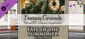 Fantasy Grounds - Sundered Skies #2 Fate of the Summoner