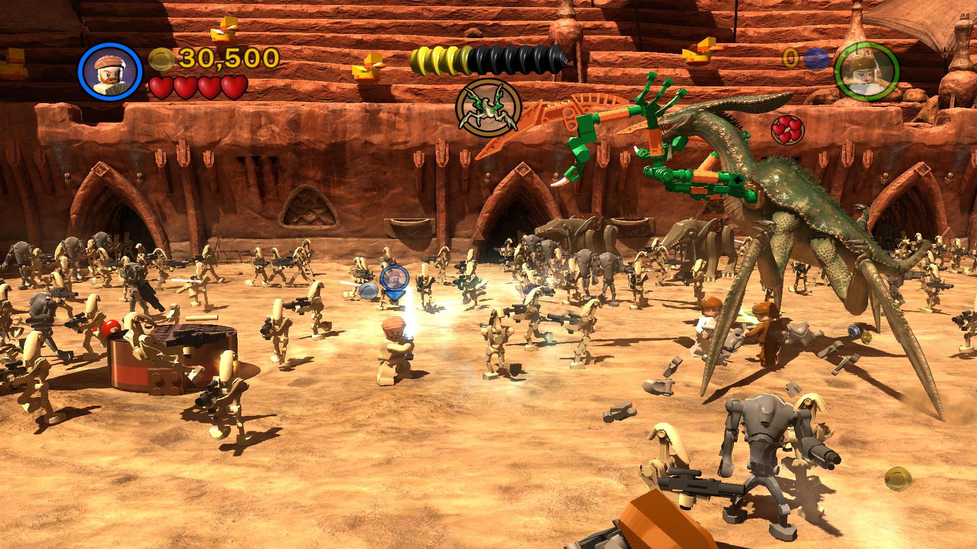 LEGO Star Wars III - The Clone Wars screenshot