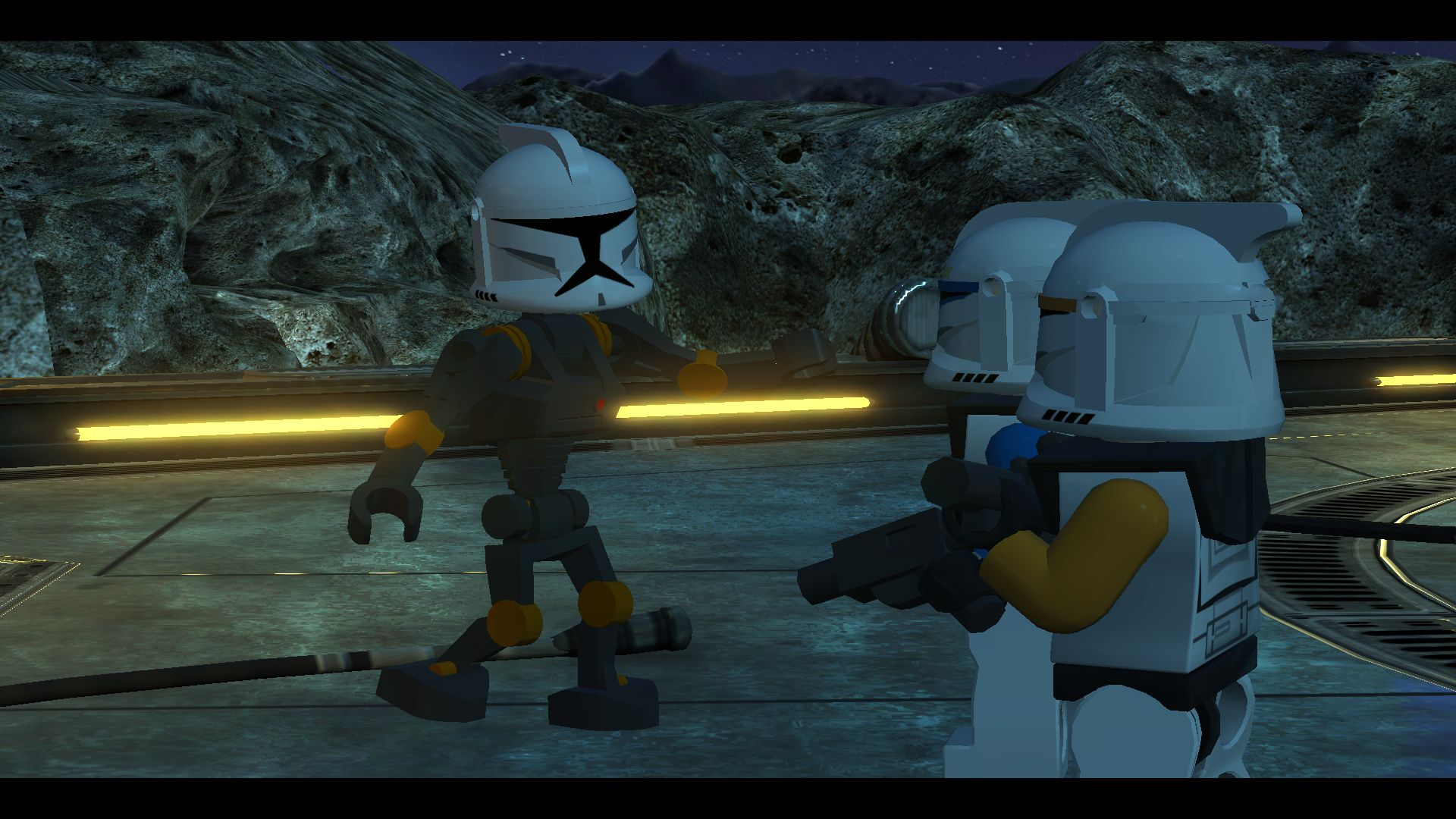 lego star wars iii the clone wars on steam. Black Bedroom Furniture Sets. Home Design Ideas