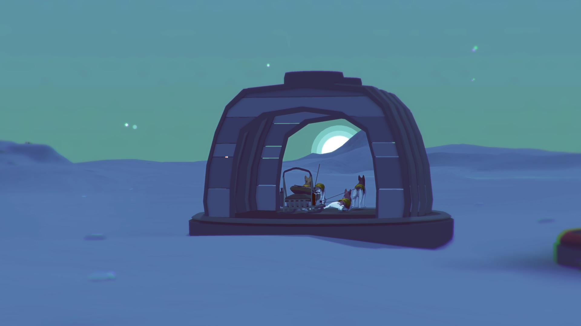 Arctico screenshot