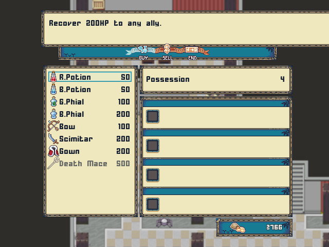 RPG Maker VX Ace - Luna Engine screenshot