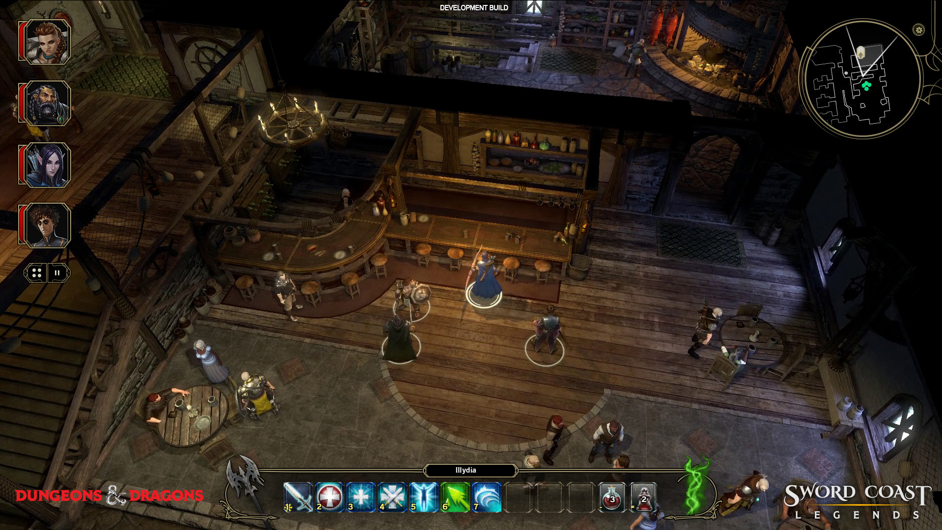 Sword Coast Legends: Un posible heredero de Neverwinter