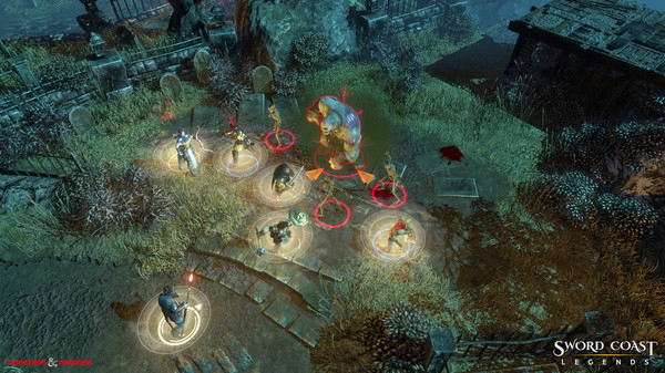Sword Coast Legends Rage of Demons PC-CODEX