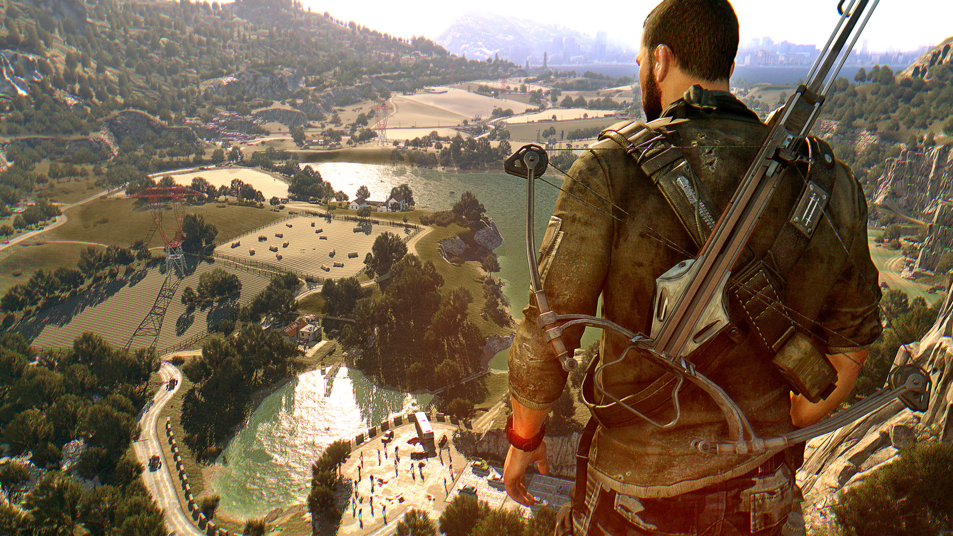 Dying Light The Following Enhanced Edition PC