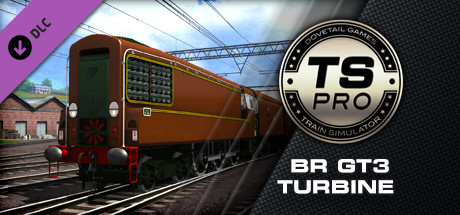 BR GT3 Turbine Loco Add-On is nu beschikbaar op Steam