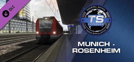 DTG München - Rosenheim