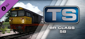 Train Simulator: BR Class 58 Loco Add-On