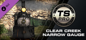 Train Simulator: Clear Creek Narrow Gauge Route Add-On