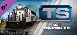 Train Simulator: NJ TRANSIT® GP40PH-2B Loco Add-On