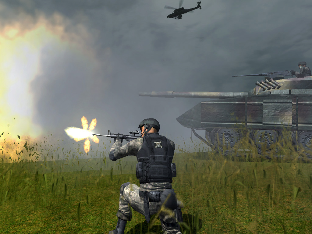 Delta Force Xtreme 2 screenshot