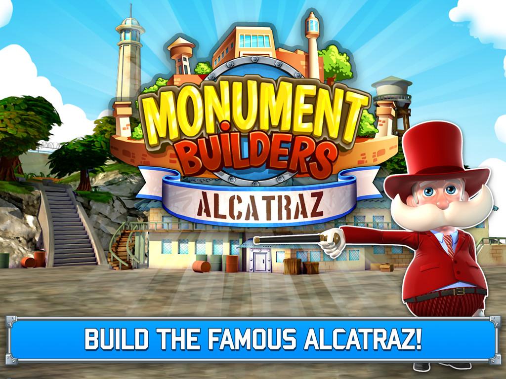 Alcatraz Builder screenshot