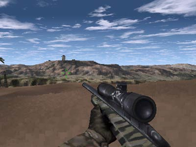 Delta Force screenshot