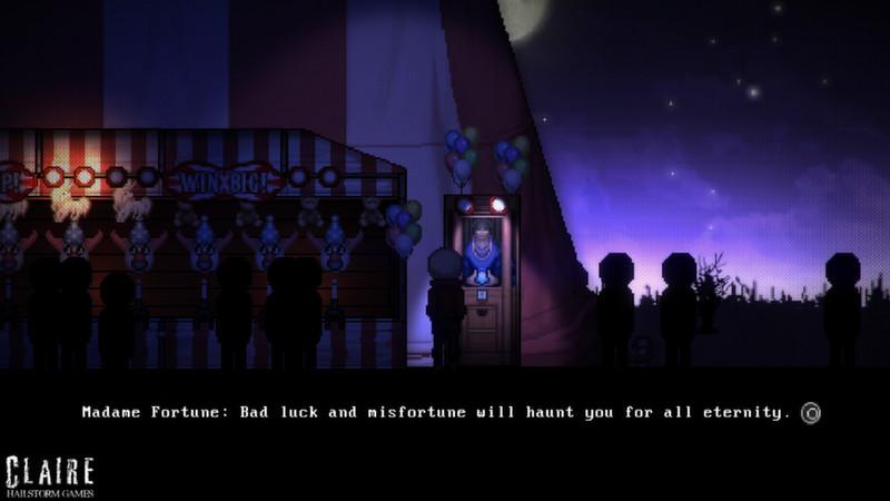 Claire - Soundtrack screenshot
