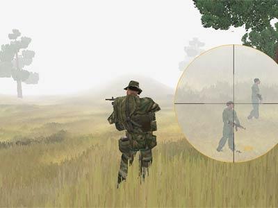 Delta Force 2 screenshot