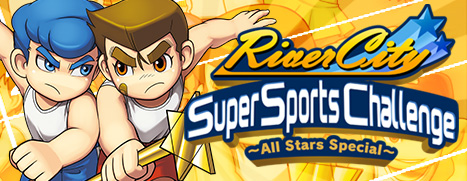 Now Available on Steam - River City Super Sports Challenge ~All Stars Special~, 10% off!