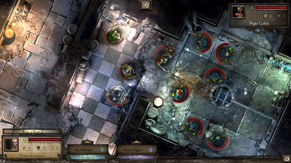 Warhammer Quest (PC) 2015