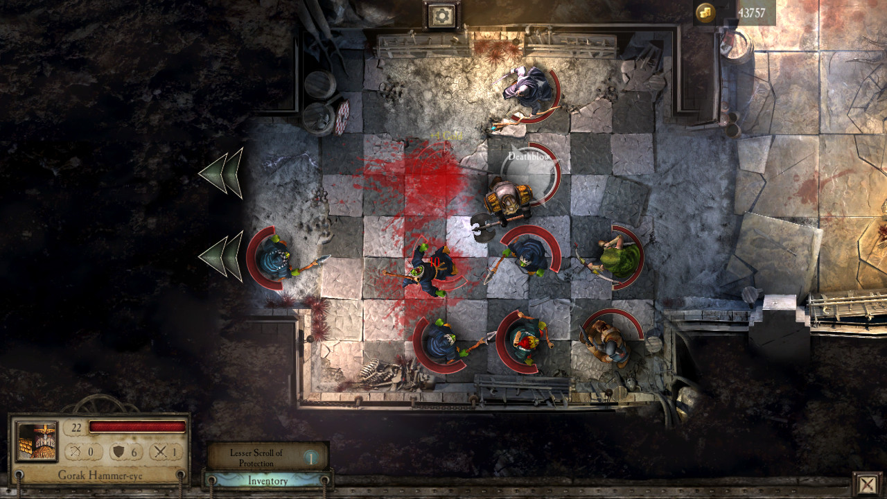 Warhammer Quest-CODEX - Game Screenshot