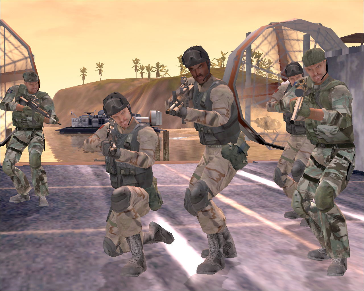 delta force weapons - photo #4