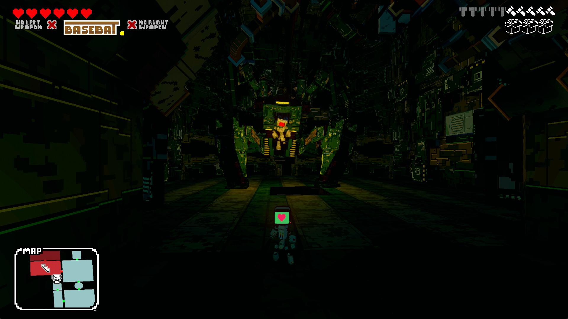 Heart&Slash screenshot
