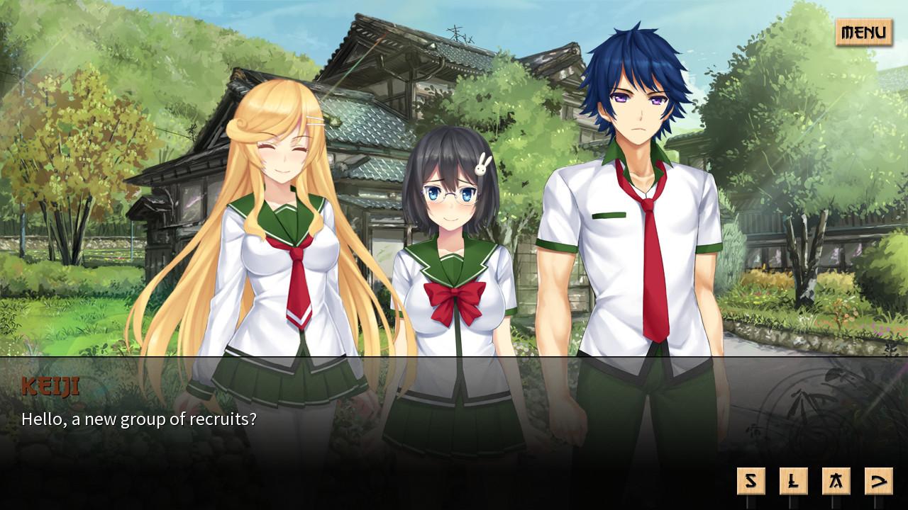 Sword of Asumi screenshot