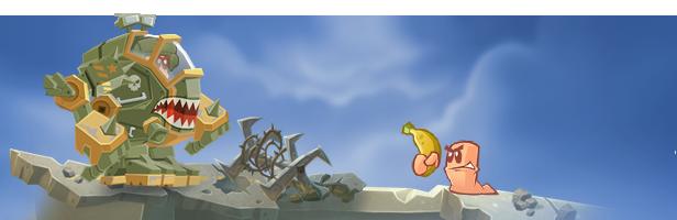 скачать игру Worms Wmd - фото 4