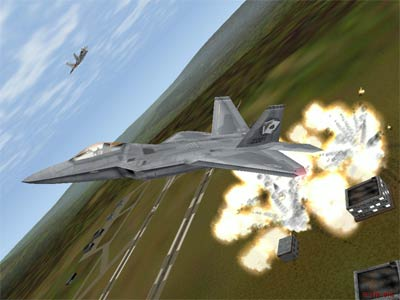 F-22 Lightning 3 screenshot