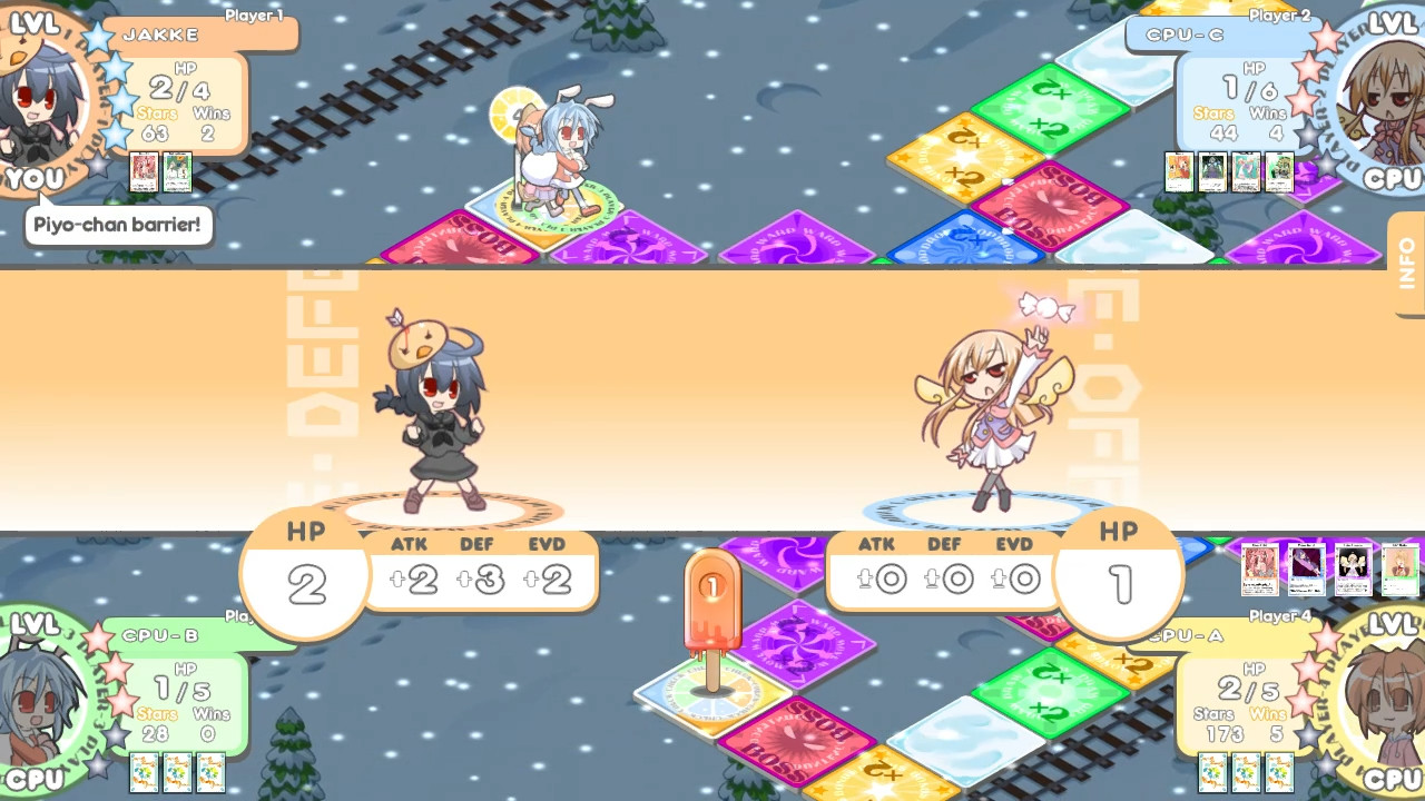 100% Orange Juice - Syura & Nanako Character Pack screenshot