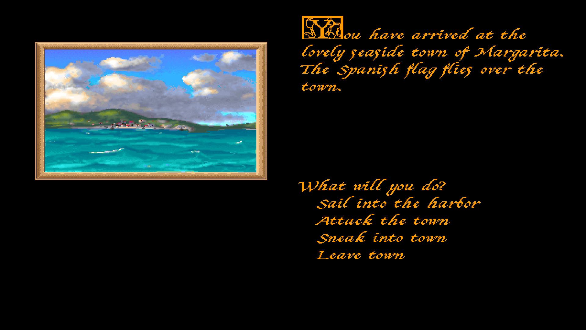 Sid Meier's Pirates! Gold Plus (Classic) screenshot