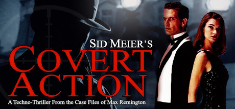 Sid Meiers Covert Action (Classic)