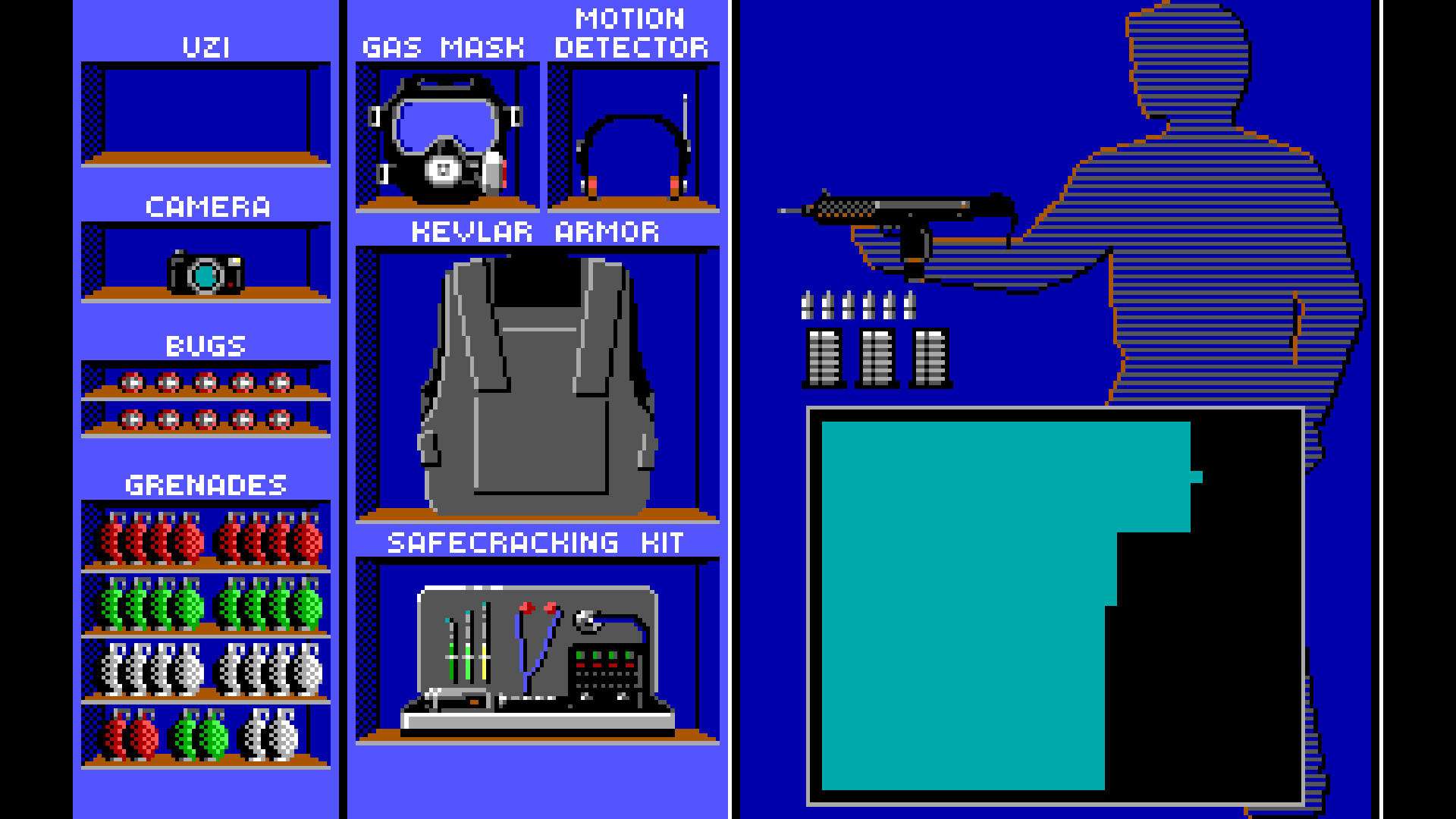 Sid Meier's Covert Action screenshot 3
