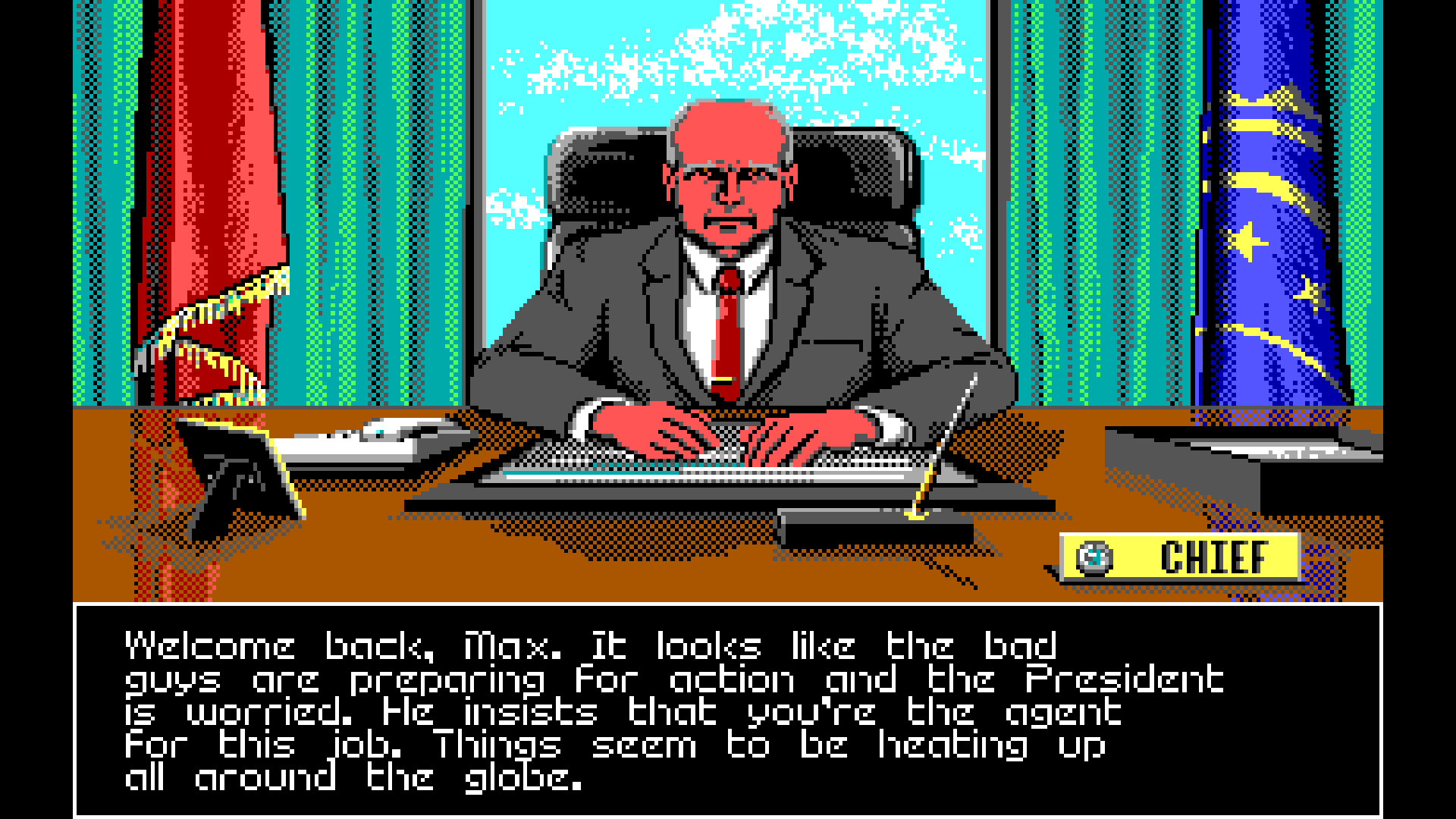 Sid Meier's Covert Action screenshot 1