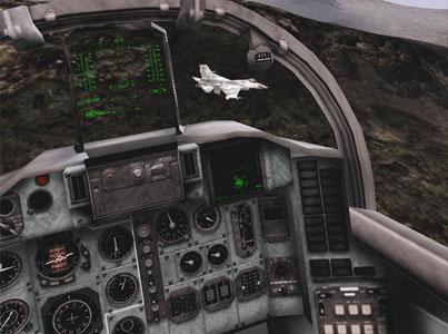 MiG-29 Fulcrum screenshot