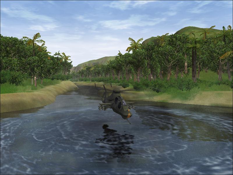 Comanche 4 screenshot
