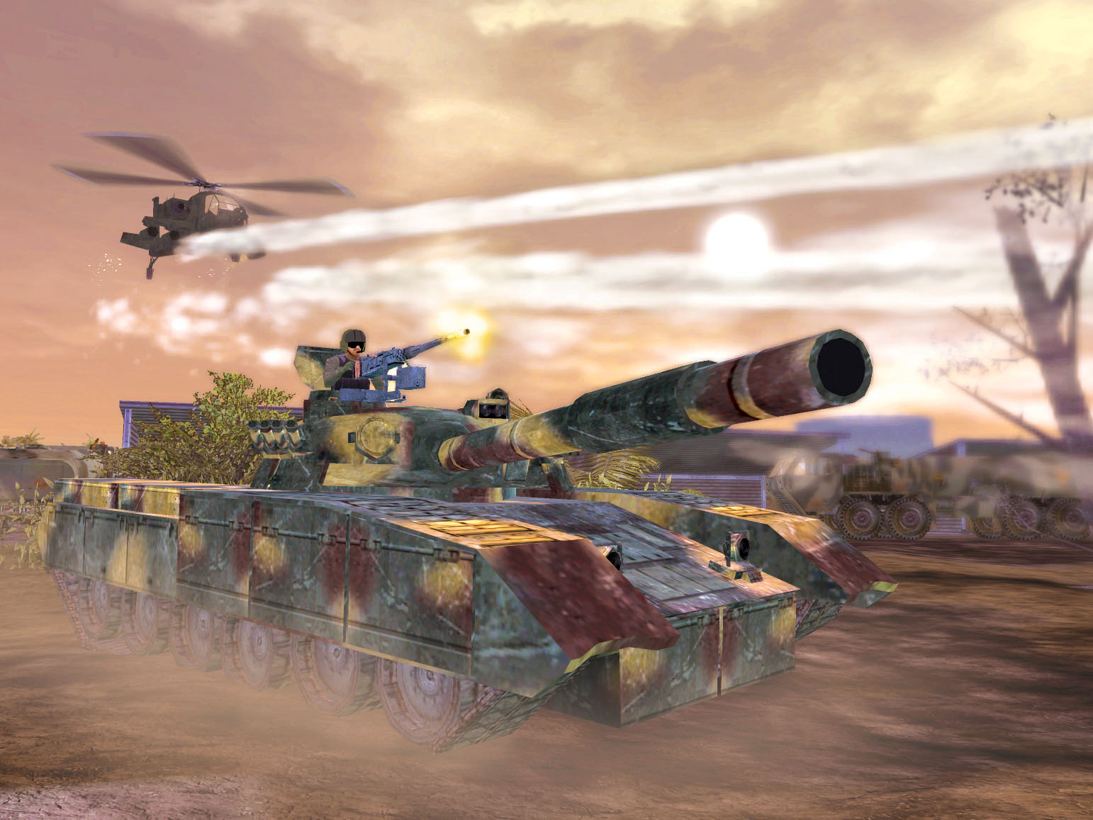 Joint Operations: Combined Arms Gold screenshot