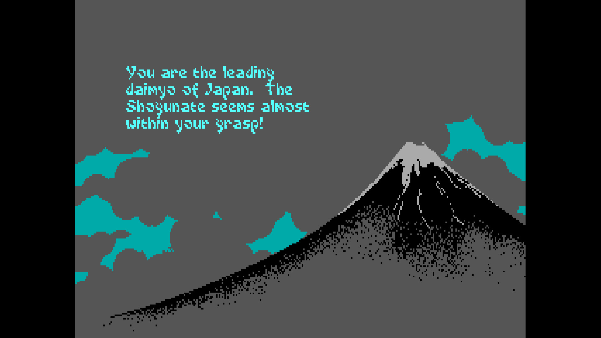 Sword of the Samurai screenshot