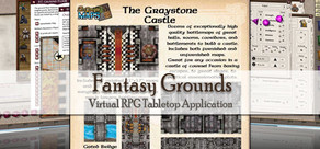 Fantasy Grounds - Maps: Graystone Castle