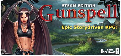Gunspell (Battle Match-3) Header