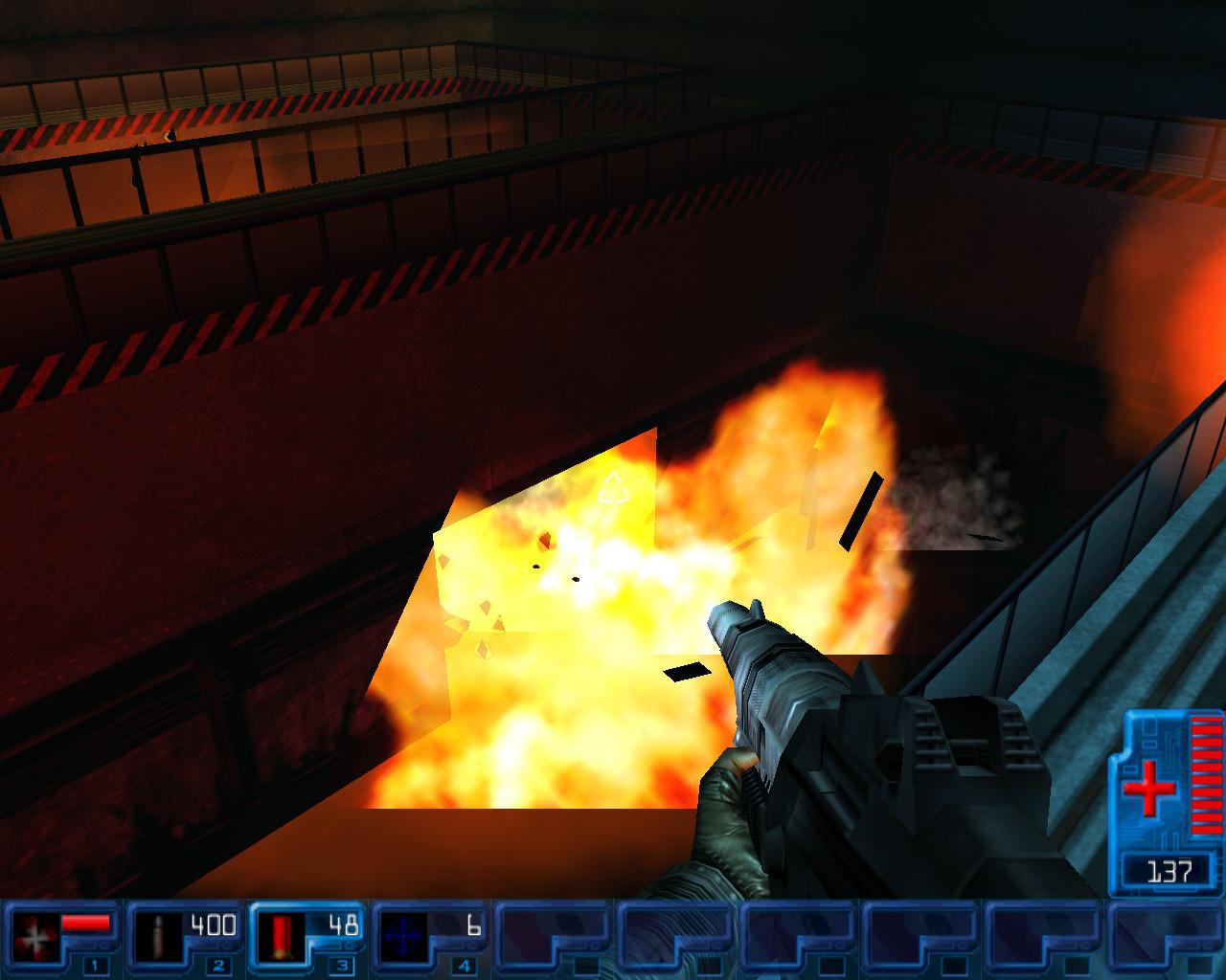 Redline screenshot