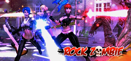 Rock Zombie game image