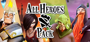 The Mighty Quest For Epic Loot - All Heroes Pack