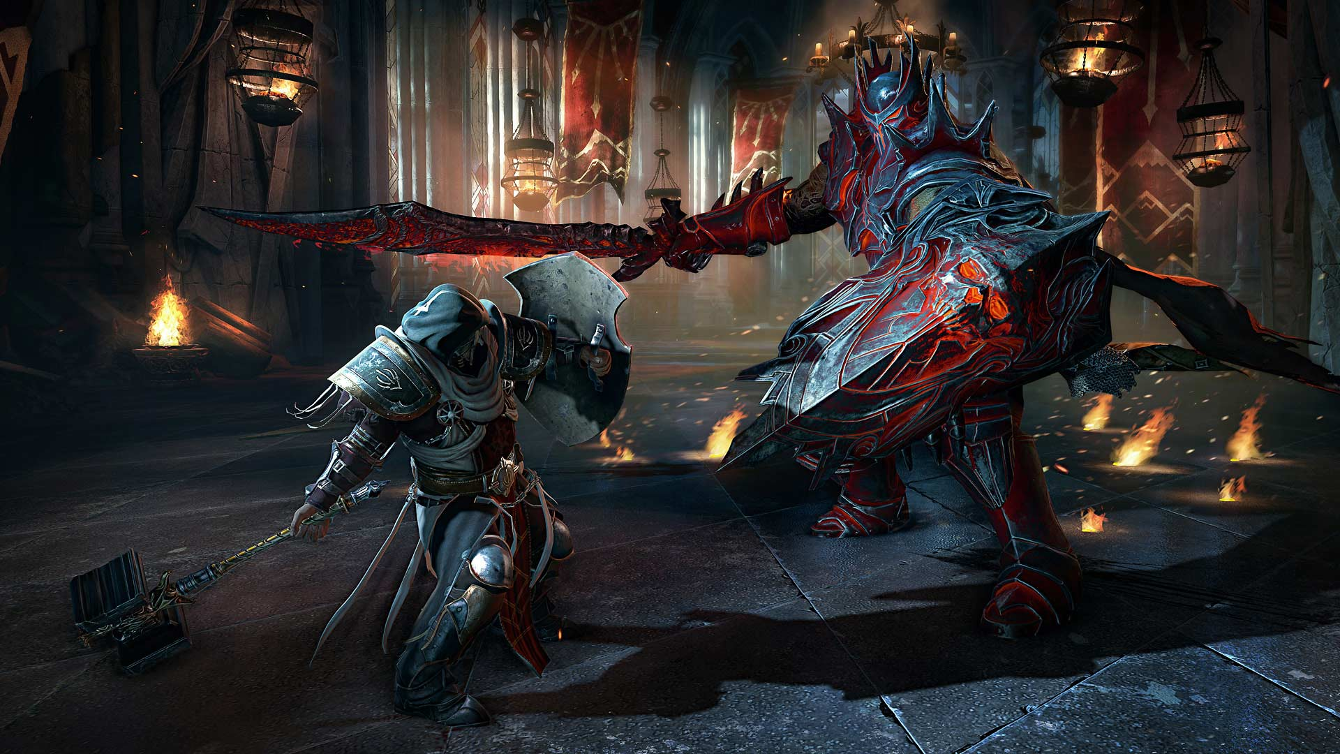 Lords of the Fallen Artbook screenshot